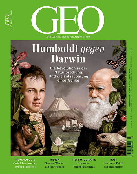 GEO Germany - Ganges River (Nov 2019)