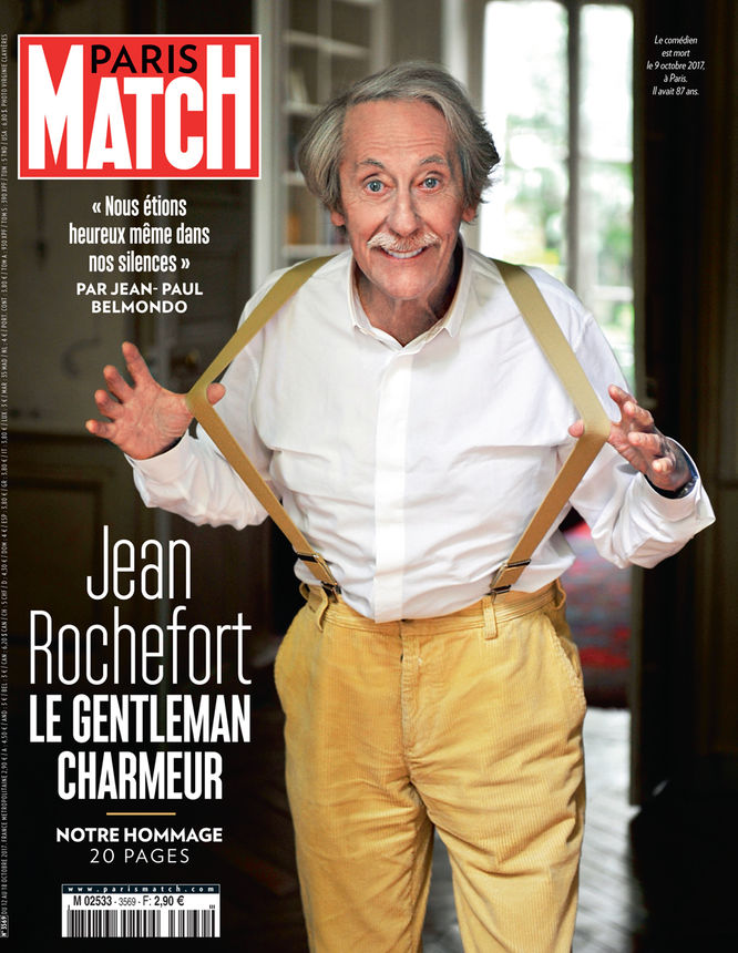Paris Match - Bishnoïs - 12 Oct 2017
