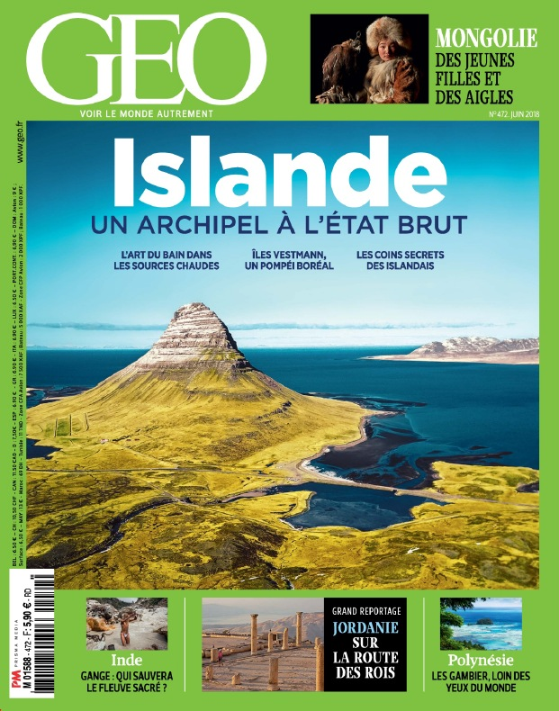 GEO France - Ganges River (June 2018)